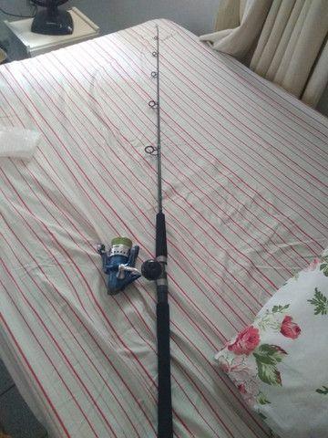 Material de pesca no mar embarcado - Foto 4