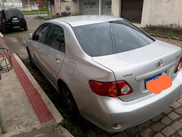 Corolla 2009 XEI 1.8 Automático  - Foto 10
