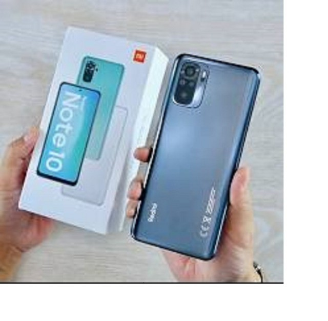 Redmi Note 10 64GB/4GB Ram Cinza/Verde  - Foto 4