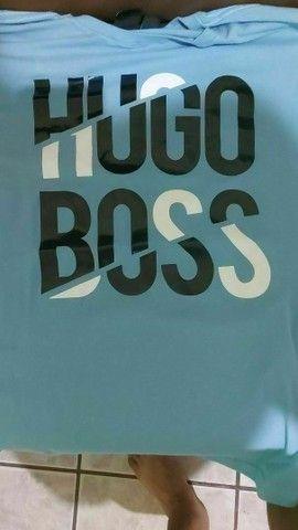 Camisas de várias marcas famosas por 55 reais - Foto 4