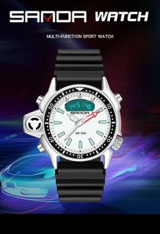 Relógio Sanda 3008