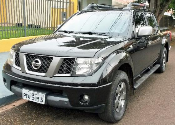 NISSAN FRONTIER ATTACK 4X4 2013