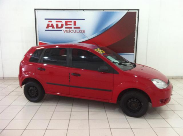 FORD FIESTA 2005/2005 1.0 MPI 8V GASOLINA 4P MANUAL