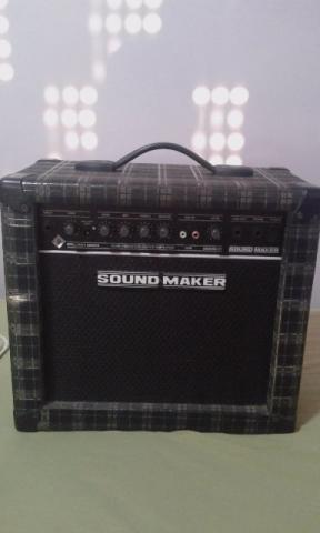 Amplificador Sound Maker G20