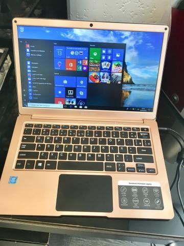 Notebook ultrafino 13 polegadas