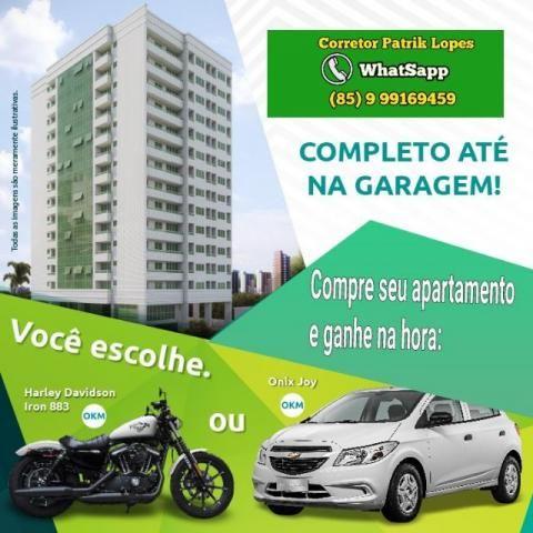 Apartamento The Link 55m o Smart Home mais equipado de Fortaleza olha que presentão