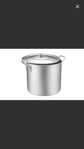 Caldeirao aluminio 45 a 50 litros Barato!!!