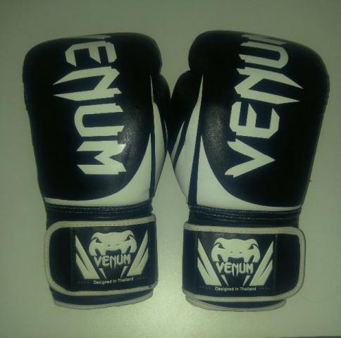 Luvas de Muay Thai + Protetor Bucal