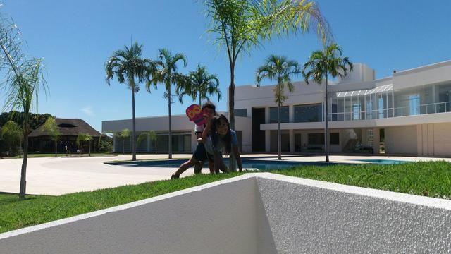 Lote residencial no condominio caribe