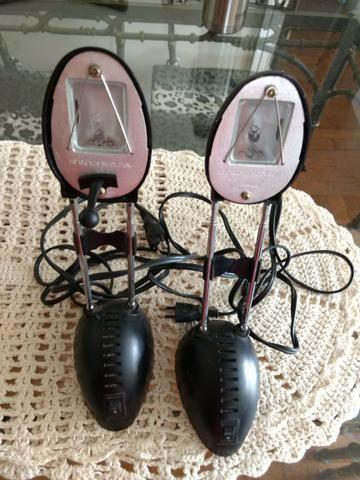 2 luminárias de mesa - 110v - Sem frete