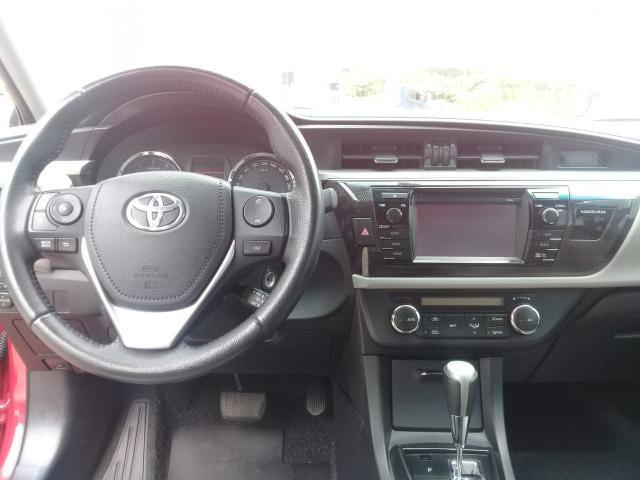 Toyota Corolla 2015 2.0 XEI Automatico Couro Emplacado Multimidia - Foto 7