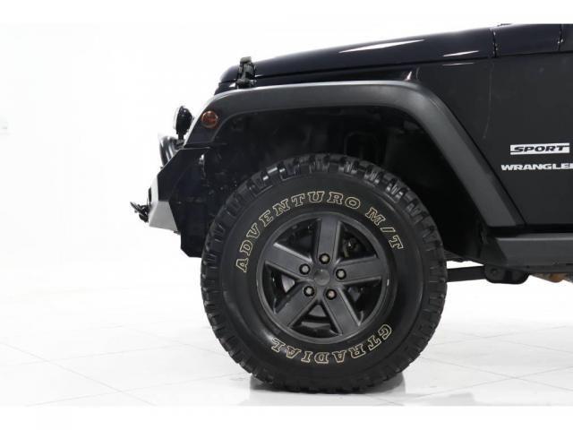 Jeep Wrangler SPORT 3.8 AUT  - Foto 6