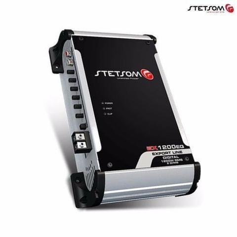 Stetsom modulos amplificadores digital Novo 1 ano de garantia Entrega gratis em Fortaleza - Foto 2