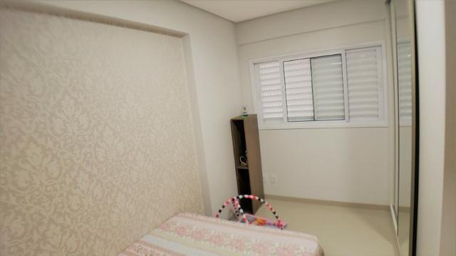 Apartamento 3 Quartos, 87 m² c/ armários na 706 Sul - Monte Sinail - Foto 13
