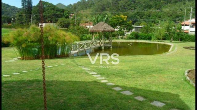 Terreno à venda, 350 m² por r$ 150.000 - vargem grande - teresópolis/rj - Foto 16