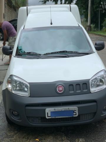 Fiat - Fiorino Furgão Work. Hard 1.4 Flex 8V 2P