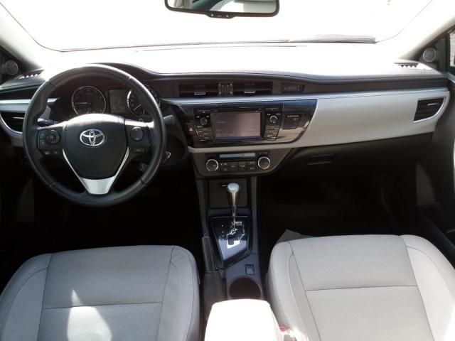 Toyota Corolla 2015 2.0 XEI Automatico Couro Emplacado Multimidia - Foto 5