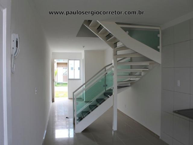 Aluga ou vende casa duplex em condomínio - Ancuri/Messejana - Foto 10