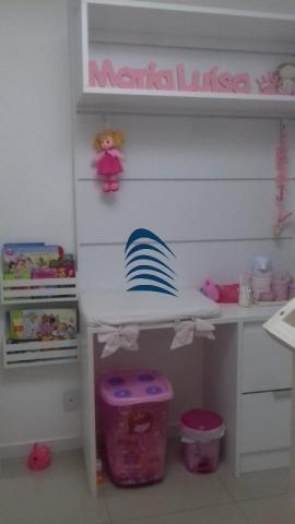 Apartamento à venda com 3 dormitórios em Catu de abrantes, Camaçari cod:AD94885 - Foto 14