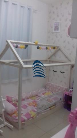 Apartamento à venda com 3 dormitórios em Catu de abrantes, Camaçari cod:AD94885 - Foto 6