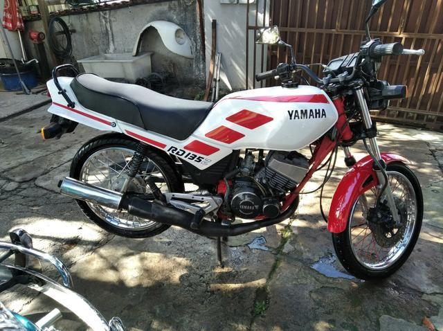 Yamaha rd 135 z 1989 - Foto 2