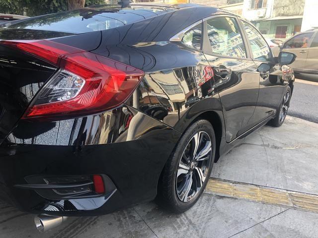 New Civic EX 2.0 Flex 18/18 (Impecável) - Foto 7