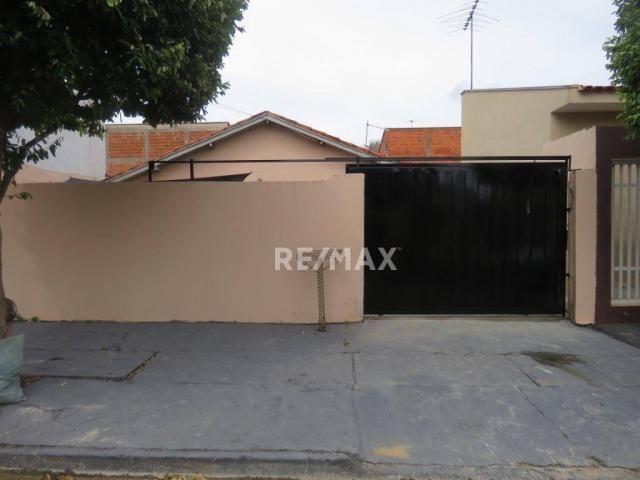 Casa com 2 dormitórios à venda, 128 m² - residencial maré mansa - presidente prudente/sp