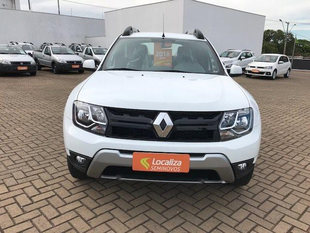 DUSTER 2018/2019 1.6 16V SCE FLEX DYNAMIQUE MANUAL - Foto 2