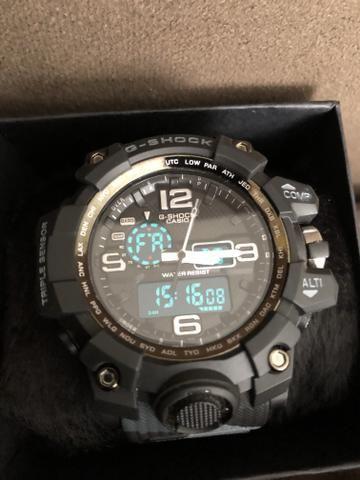 6be8de27593 Relógio Casio G Shock Camuflado - Bijouterias