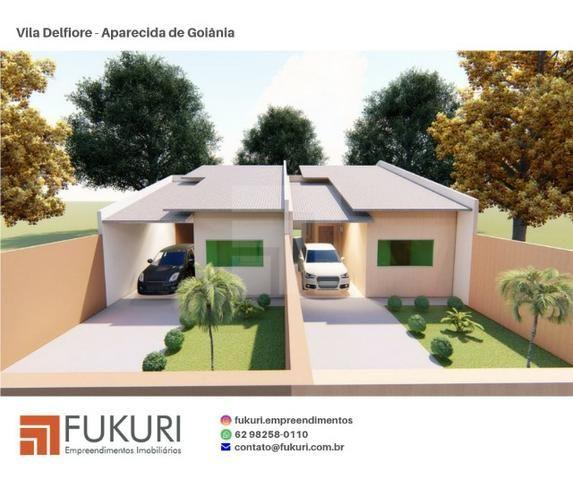 Casa Vila Delfiore 2Q c/ suíte - Aparecida de Goiânia - Foto 12