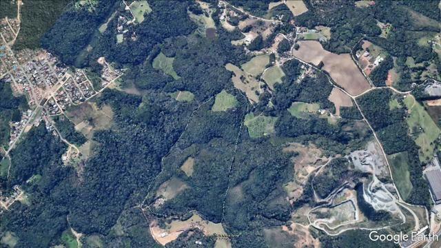 Terreno 5,5 alqueires, Butiatuvinha, Curitiba - PR