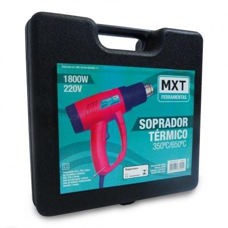 Soprador Térmico 220 Volts 1800w 350°C / 650°C