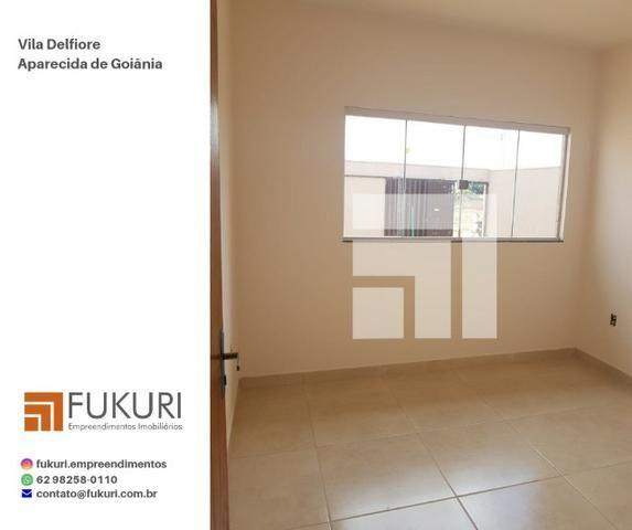 Casa Vila Delfiore 2Q c/ suíte - Aparecida de Goiânia - Foto 7