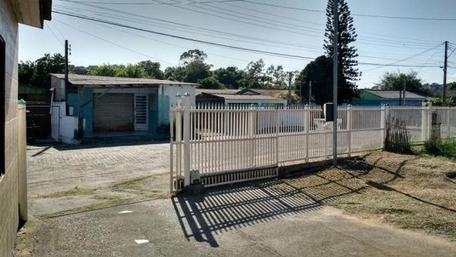 Casa de residencial à venda de 4 dormitórios. terreno 12x30. bairro bela vista. alvorada/r - Foto 2