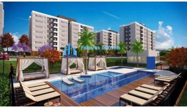 Apartamento 2 dormitórios com sacada - Minha Casa Minha Vida - Apartamento em La...