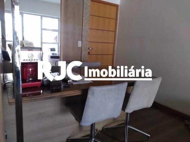 Exclusivíssimo! Condº Hidra Novo Infra total! Tijuca ,Varanda 02 Qtos, Suite, Sol Manhã - Foto 3
