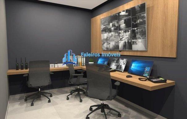Studio Av. do Café Lazer completo á 300metros da USP - Studio em Lançamentos no ... - Foto 3