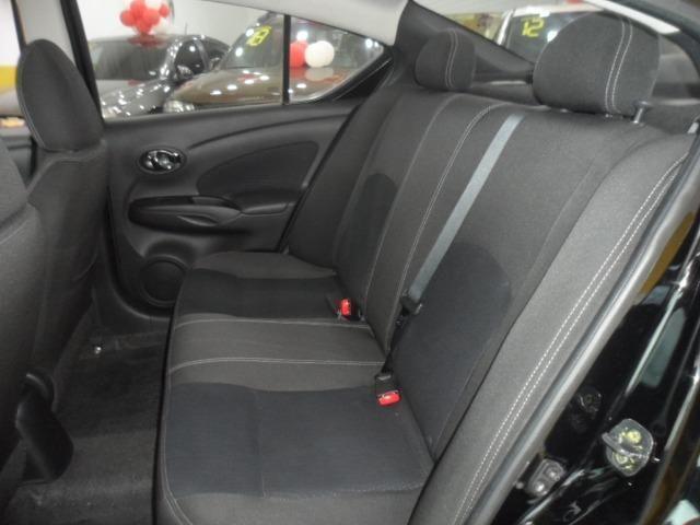 Nissan Versa 1.6 Sv flex Praticamente 0km (Aprovo com Score Baixo e por Telefone) - Foto 10