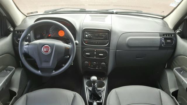 Fiat/strada working 1.4 cabine dupla 2015 flex - Foto 11
