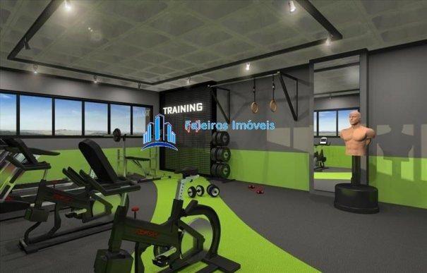 Studio Av. do Café Lazer completo á 300metros da USP - Studio em Lançamentos no ... - Foto 2