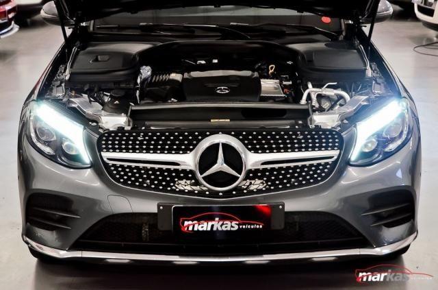 Mercedes GLC 250 2.0 4MATIC 211HP TETO 4X4 NIVEL 3 NA LAF BLINDADOS GARANTIA ATE 2022 4P - Foto 18