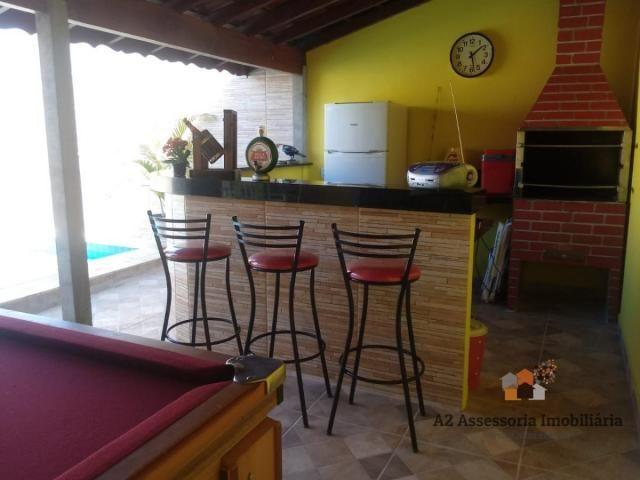 Casa para Venda em Pirassununga, Vila Santa Fé, 3 dormitórios, 1 banheiro, 4 vagas - Foto 6