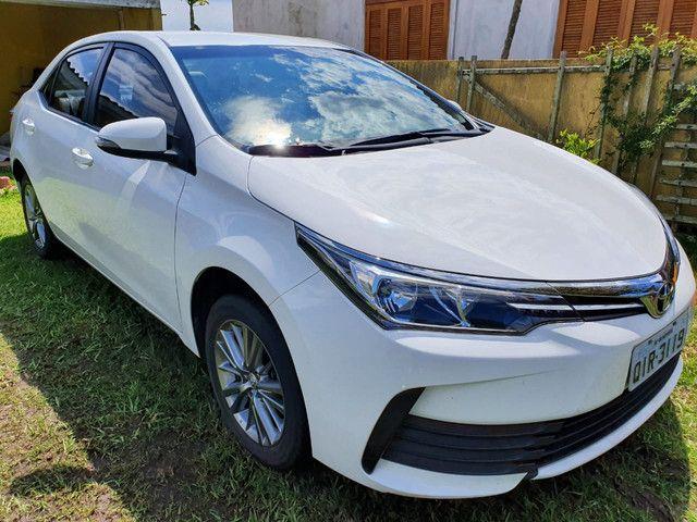 Toyota Corolla Gli 2018