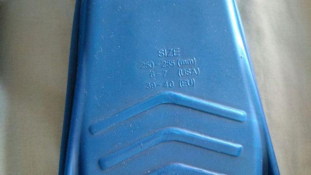 Nadadeira pé de pato para natação Zoggs 39 40 (EU) - Foto 3