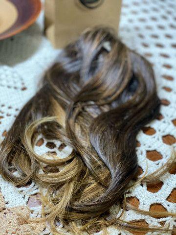 Vendo cabelo de faixa com 3 meses de uso  - Foto 3