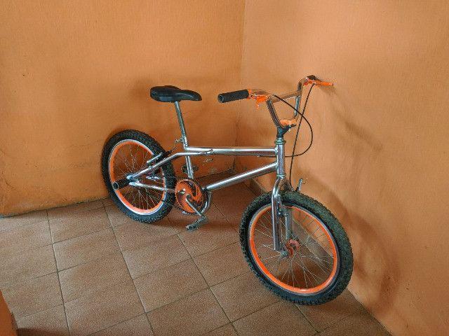 Bike Cross (Aro 20) bom estado,precisa de regulagem nos freios,Barra do Piraí,Areal