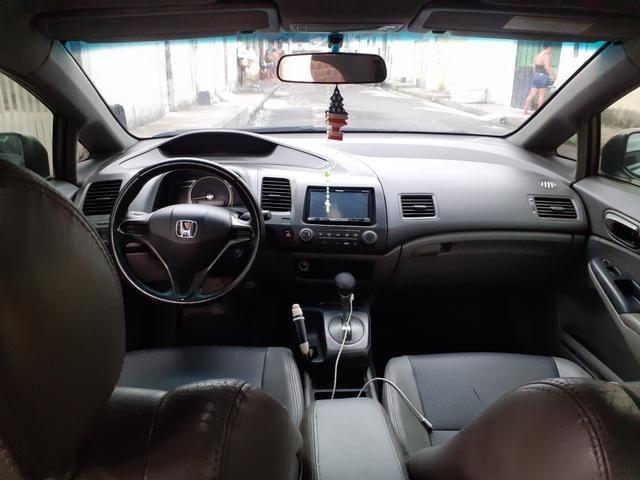 Vendo Civic completo automático tudo novo nada pra fazer! - Foto 5