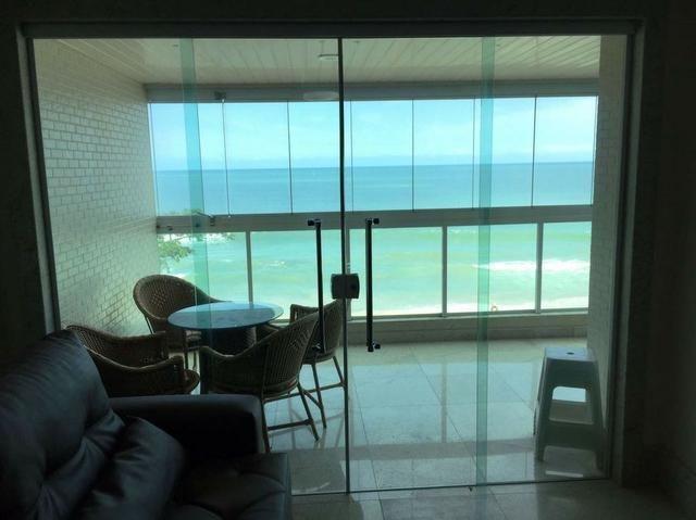 Frente para o Mar, 03 quartos, sendo 02 suítes, 03 banheiros, varanda - Foto 13