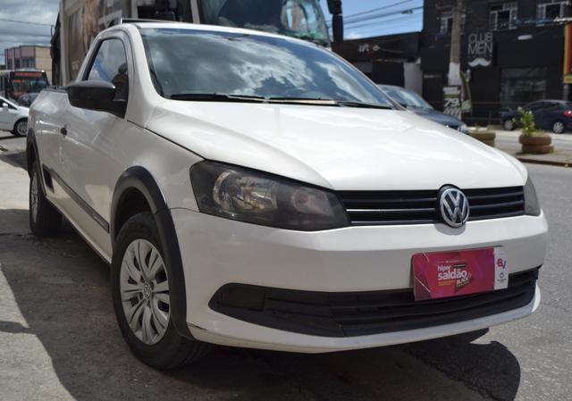 Volkswagen Saveiro 1.6 2014, Completa!!! - Foto 3