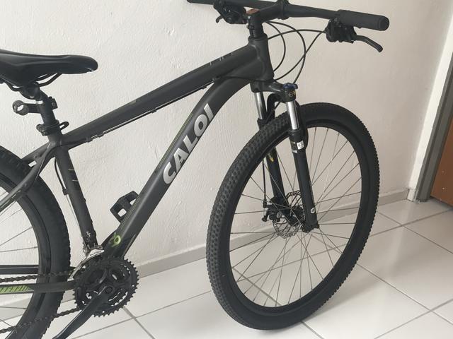 Vendo bike Caloi Aro 29 - Foto 2